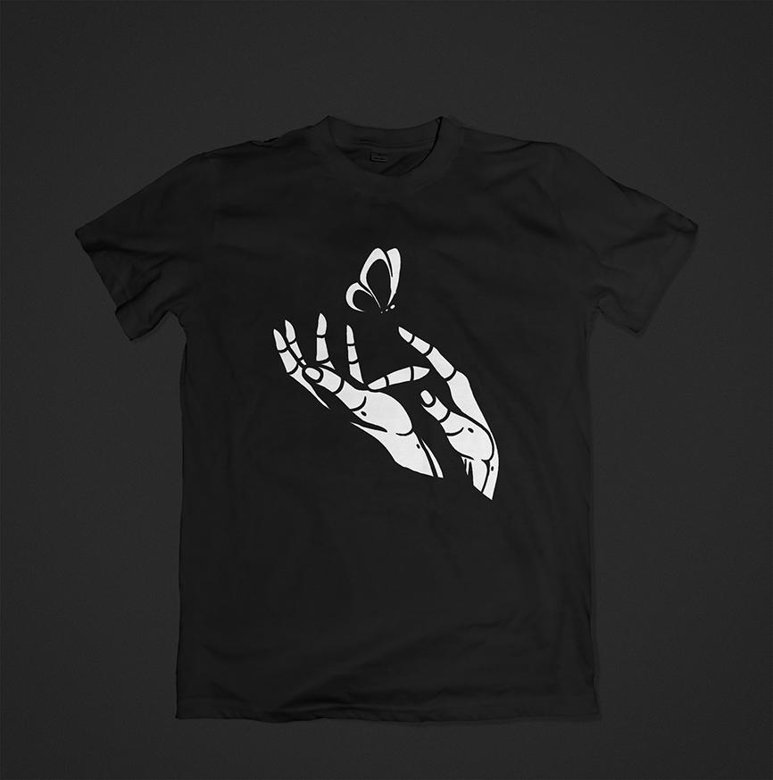 Нарисовать принты на футболки для компании Моторика фото f_084609cf28c64985.jpg