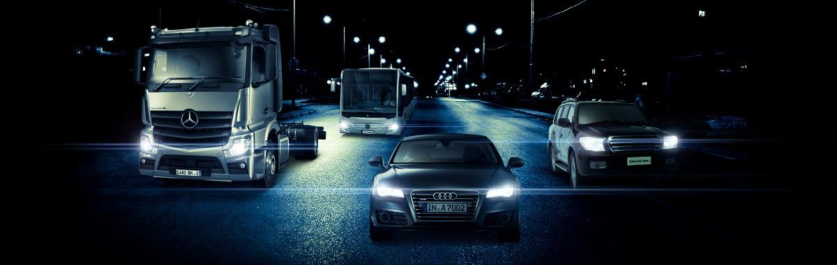 Авто — иллюстрация на сайт
