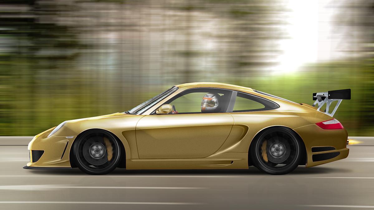 Porsche 911 Racing Edition