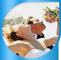 Landing page. Организация свадеб