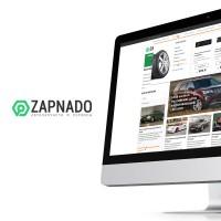 """Интернет магазин автозапчастей и агрегатор цен """"Zapnado"""""""