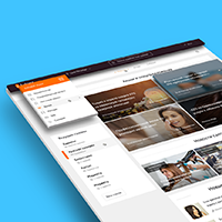 iSalons Material Design