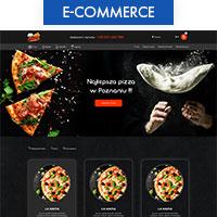 Сайт для доставки пиццы