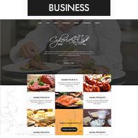 Дизайн сайта для производителя мясных продуктов