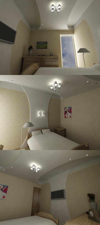 Спальня_