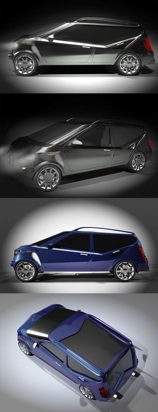 концепт car