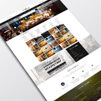 "Сайт-каталог по производству фото обоев ""Home Decor"""