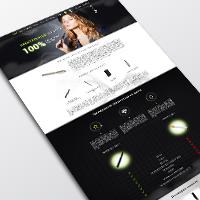 Сайт-каталог электронных сигарет