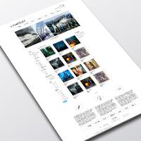 """Сайт каталог для картинной галереи """"artSELL """""""