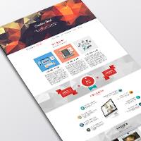 Дизайн сайта WEB разработчика