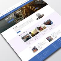 "Сайт-визитка по морских перевозках ""Prolog"""