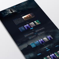 Сайт по продаже Книг '' Хранительница Риана ''
