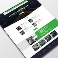 Сайт-визитка транспортного союза Татарстана