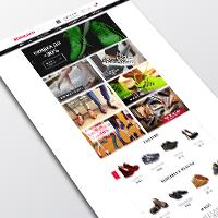Интернет-магазин по продаже обуви