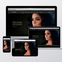 Официальный сайт певицы Маши Кольцовой