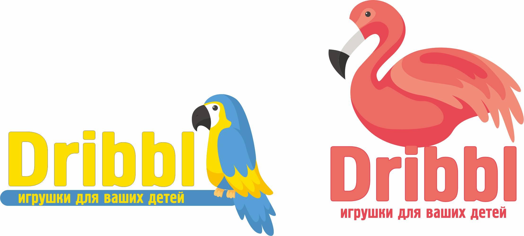 Разработка логотипа для сайта Dribbl.ru фото f_0265a9c3ef265042.jpg
