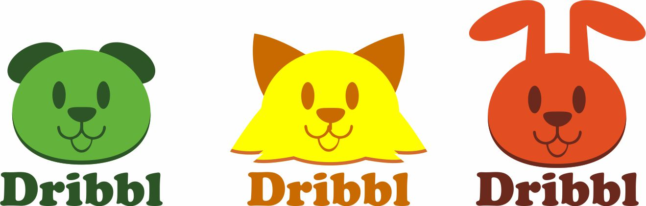 Разработка логотипа для сайта Dribbl.ru фото f_7055a9bc3b8b7898.jpg