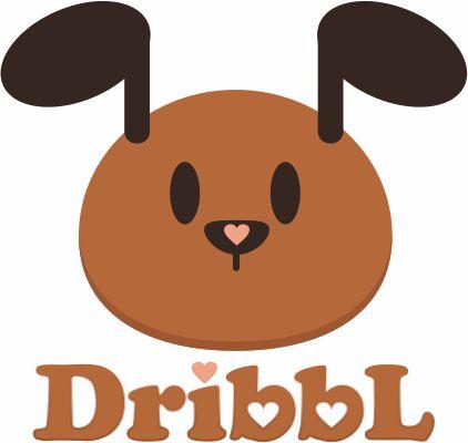 Разработка логотипа для сайта Dribbl.ru фото f_8205a9bb321a4fbf.jpg