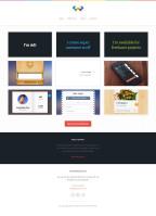 Portfolio Theme (Wordpress)