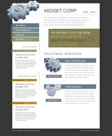 Widget Corp (Wordpress)