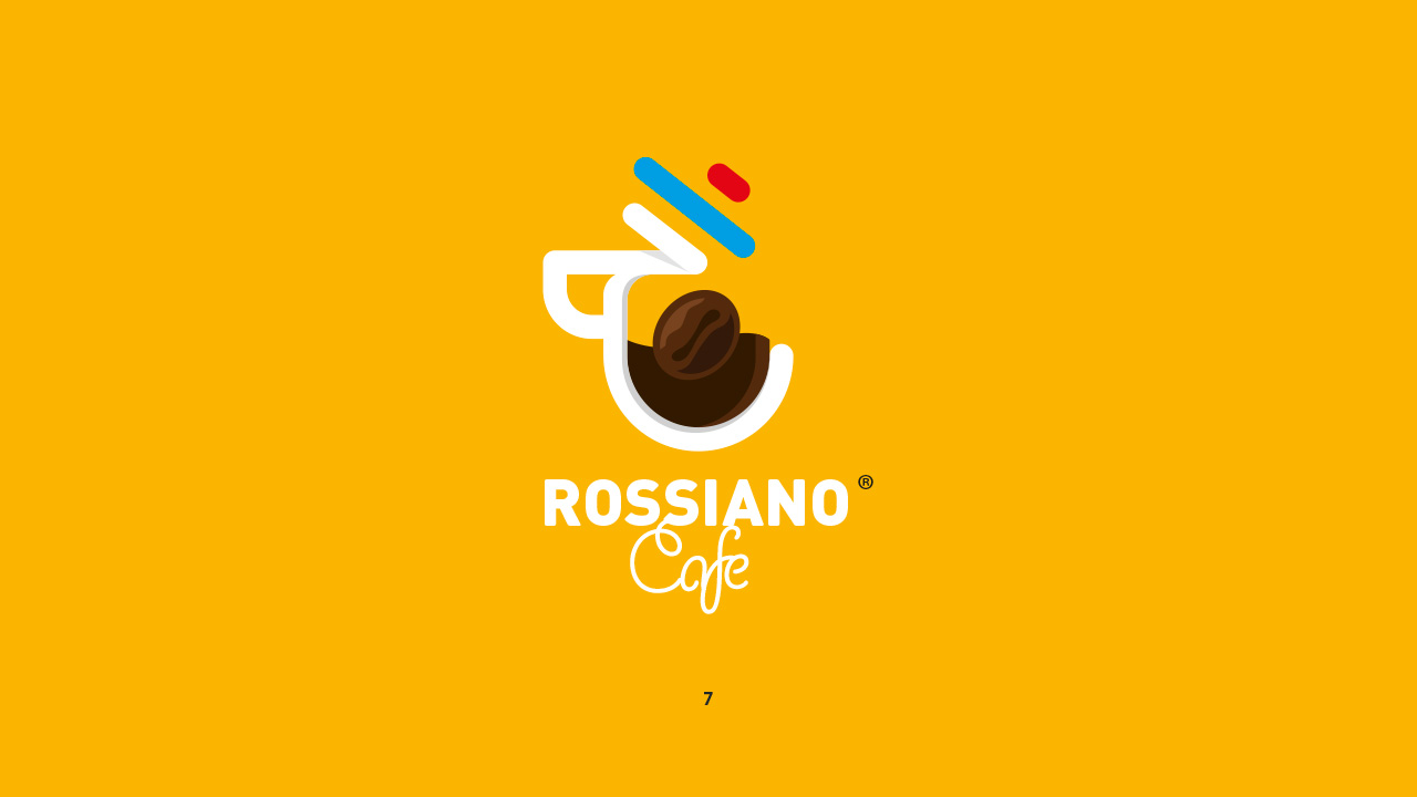 Логотип для кофейного бренда «Rossiano cafe». фото f_30857bc9b16419ec.jpg