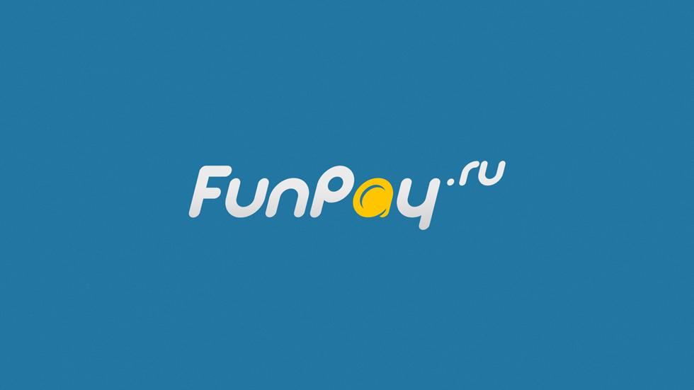 Логотип для FunPay.ru фото f_96959919e849b640.png
