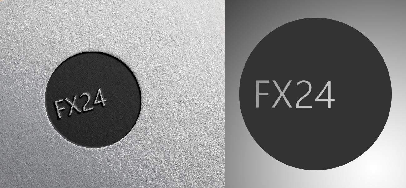 Разработка логотипа компании FX-24 фото f_40554614a362648b.png