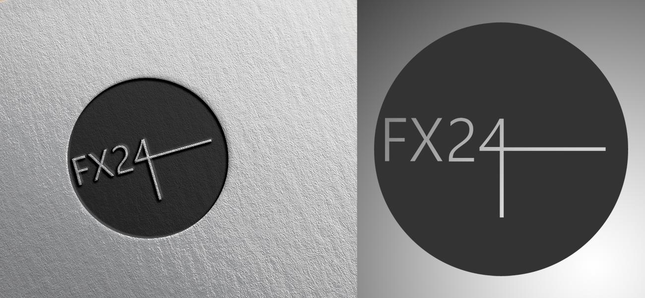 Разработка логотипа компании FX-24 фото f_90754614a3bcc680.png