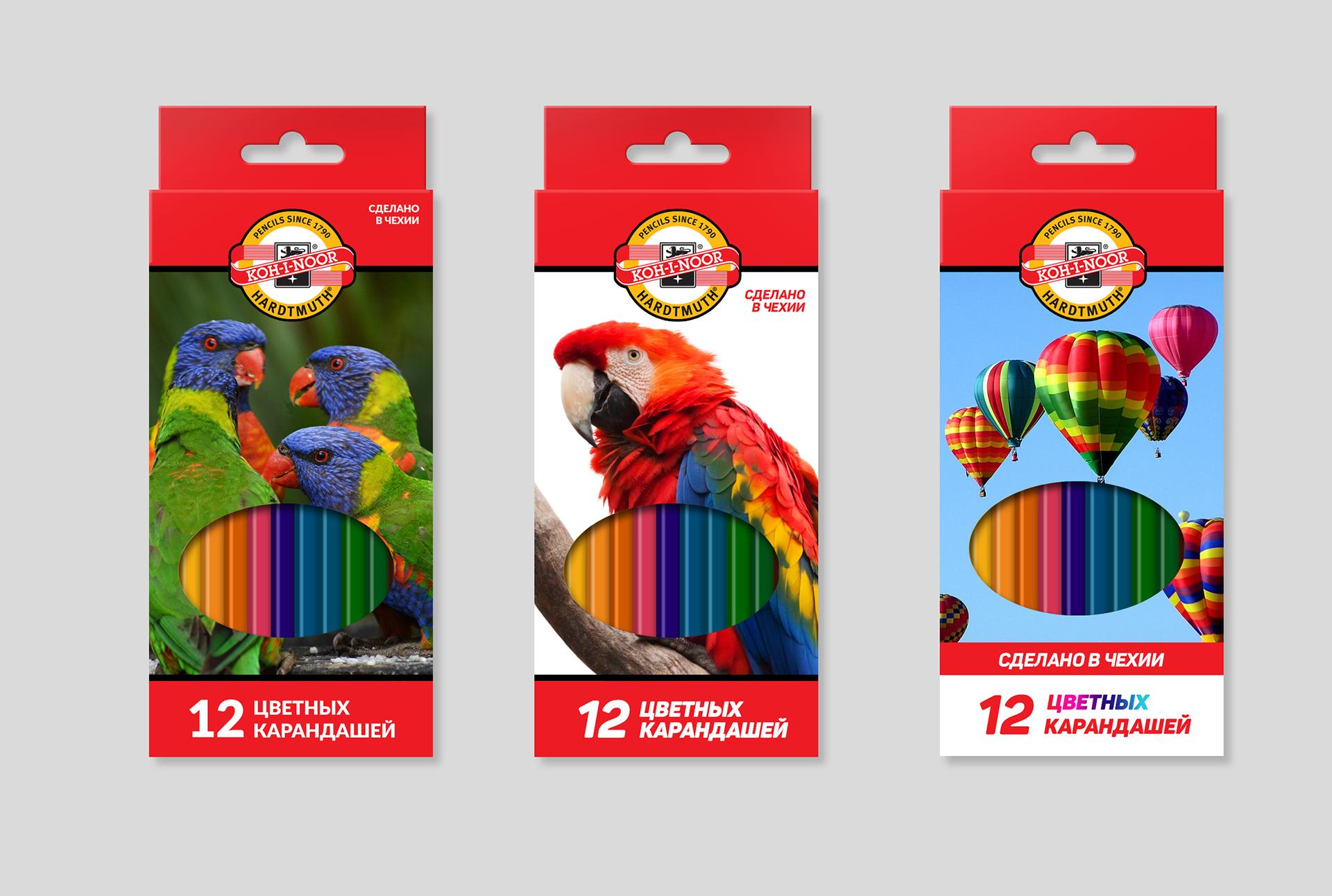 Разработка дизайна упаковки для чешского бренда KOH-I-NOOR фото f_23959e618c6da812.jpg