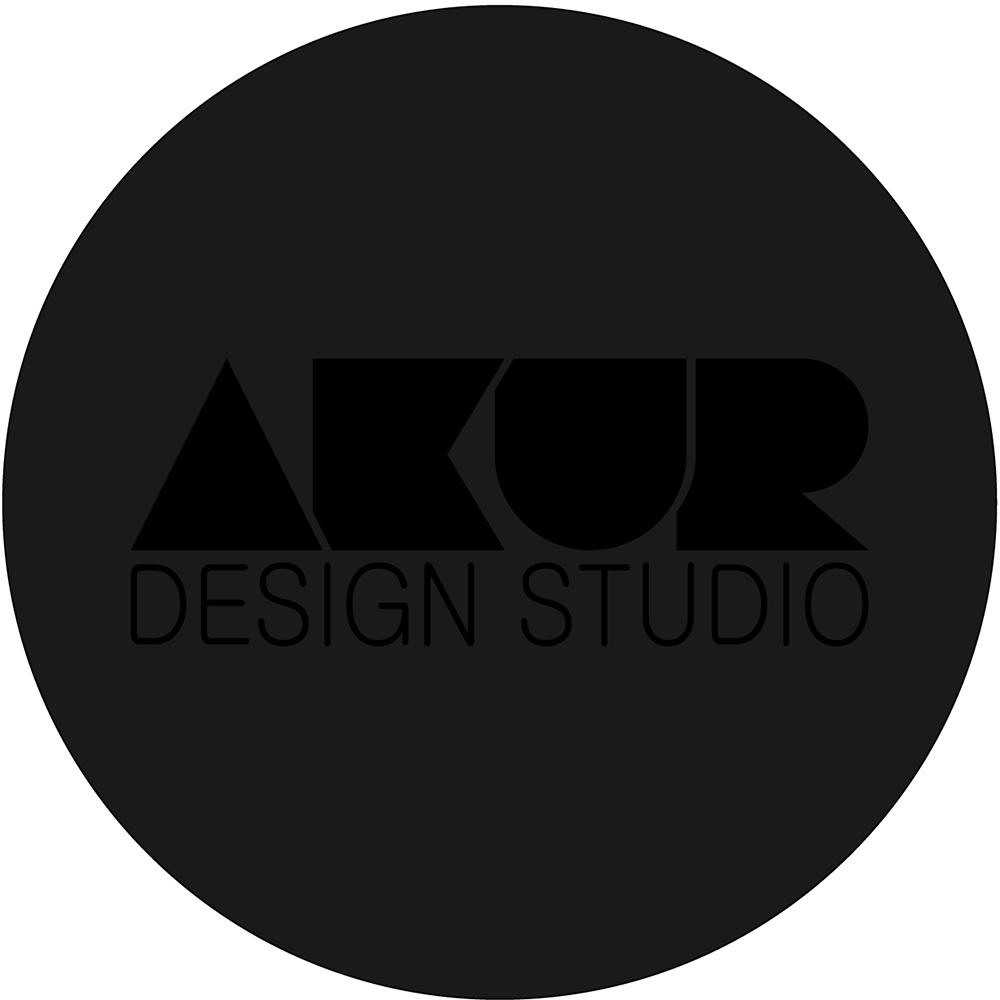 Логотип для компании AKUR Studio