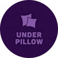 Логотип Under Pillow