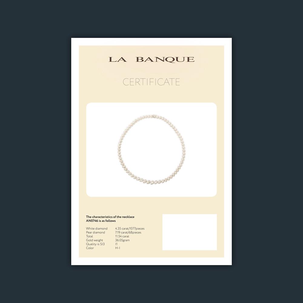 Сертификат соответсnвия LaBanque