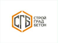 Логотип для компании «СтройГрадБетон»