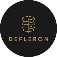 Логотип для магазина изделий из кожи DeFleron