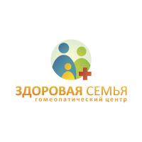 """Логотип гомеопатического центра """"Здоровая семья"""""""