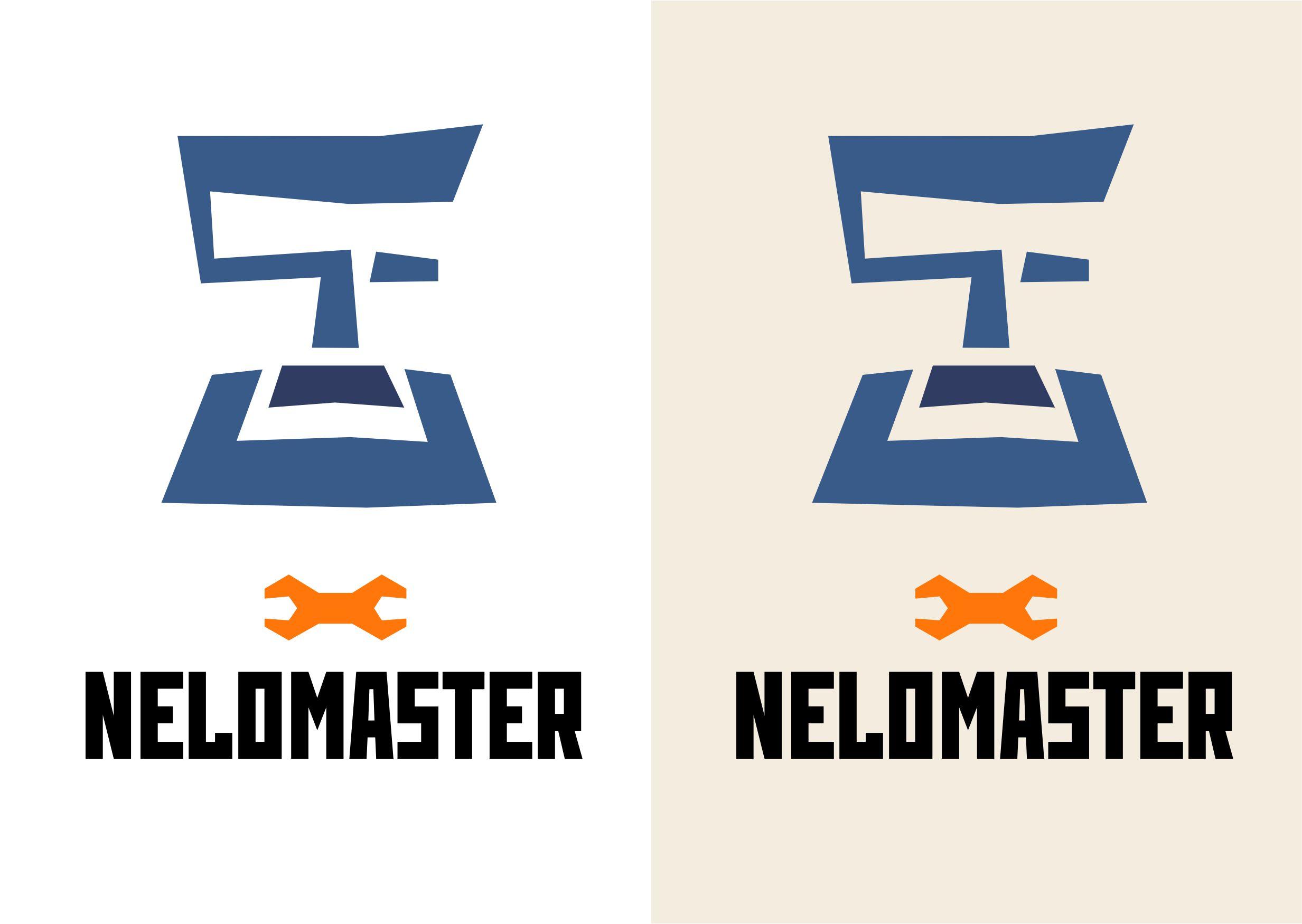 """Логотип сервиса """"Муж на час""""=""""Мужская помощь по дому"""" фото f_7635dc80e1bc63b3.jpg"""