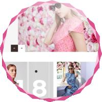 """Интернет-магазин дизайнерской одежды """"ЛЮСЕН"""""""