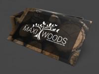 Визитка Maxi Woods
