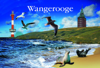 Магнит Wangerooge