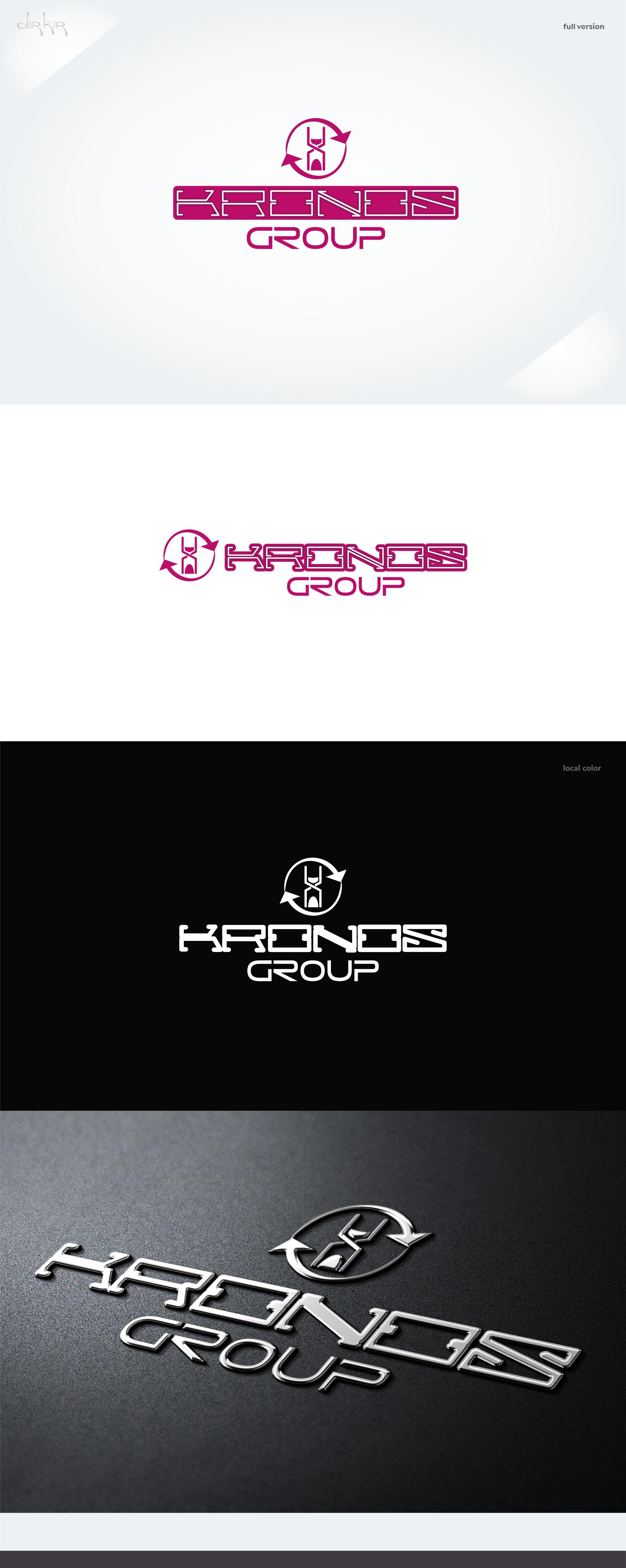 Разработать логотип KRONOS фото f_2075fb4e1981e449.jpg
