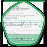 """ТОП-2-3 по ВЧ """"поликарбонат"""", """"оргстекло"""", Яндекс, Москва"""