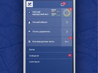 Дизайн ios и android приложений