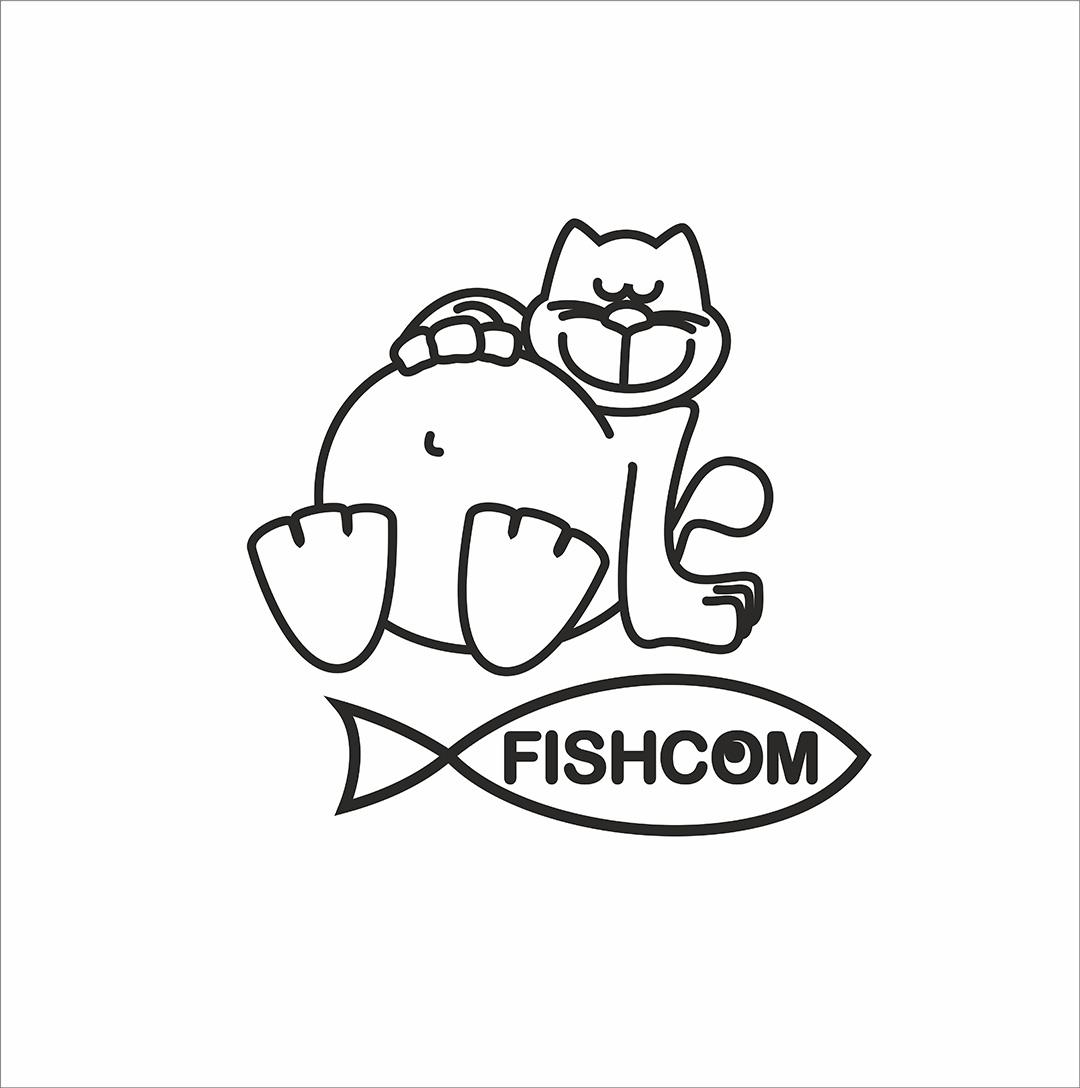 Создание логотипа и брэндбука для компании РЫБКОМ фото f_1435c0910cb193e7.jpg