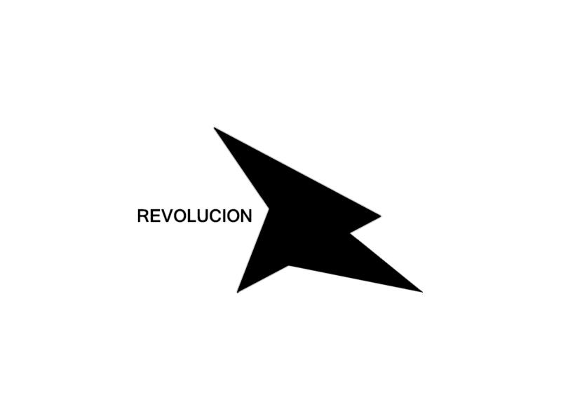 Разработка логотипа и фир. стиля агенству Revolución фото f_4fbacbc27e0fa.png