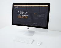 ► [WEB—DESIGN]__Clever solution (digital решения для бизнеса)