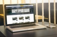 ► [WEB—DESIGN]__Авто-магазин для дилерской сети