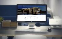 "► [WEB—DESIGN]__Landing Page ""Парный дом"""