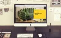 ►  [WEB—DESIGN]__Trade House сайт центрального универмага