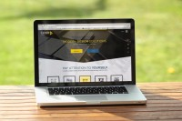 ► [WEB—DESIGN]__Дизайн сайта рекламного агаентства [concept]