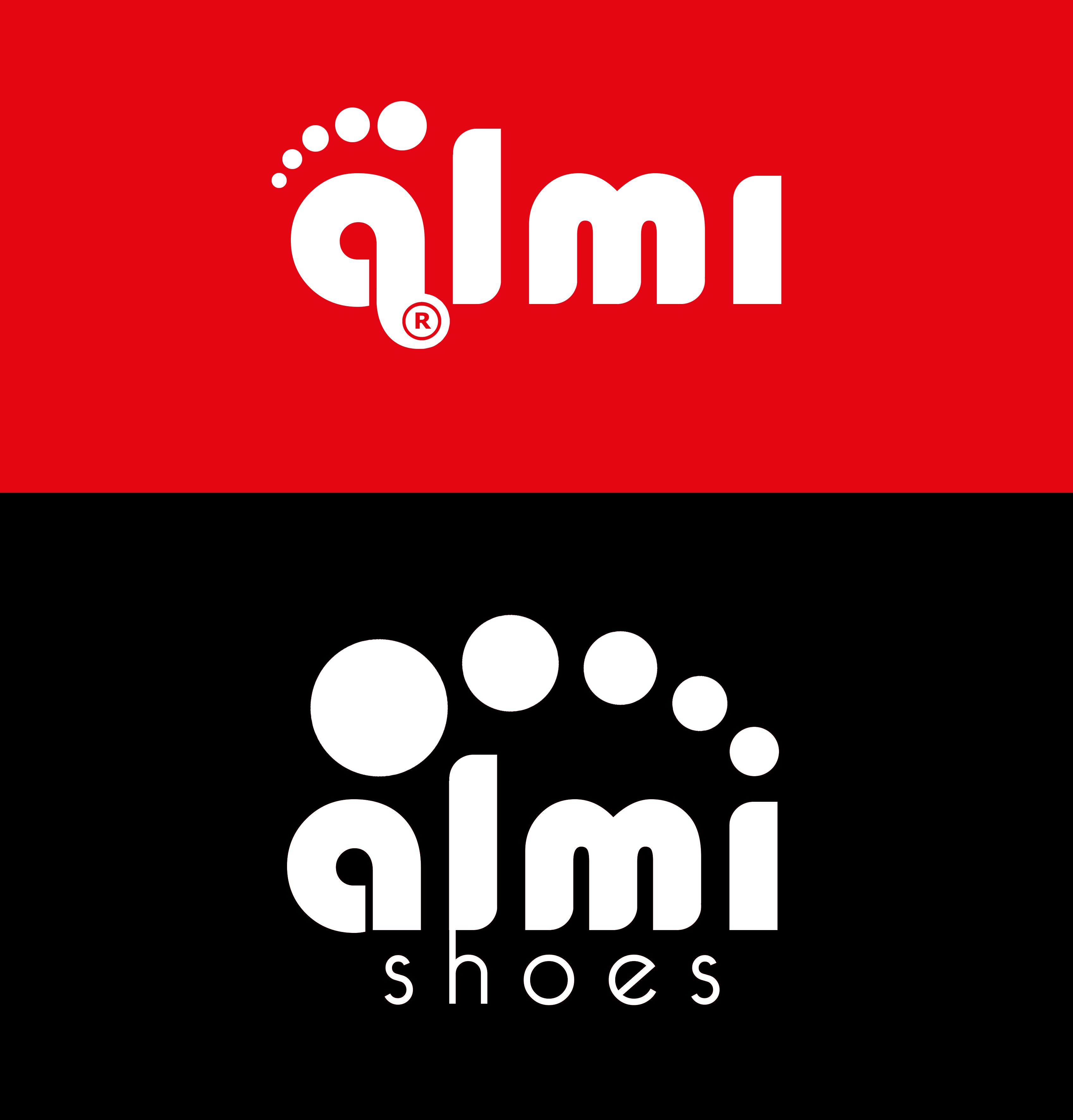 Дизайн логотипа обувной марки Алми фото f_24659f84d150ffa2.jpg